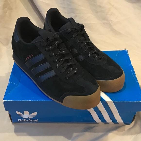 adidas Shoes | Adidas Samoa Suede Shoes